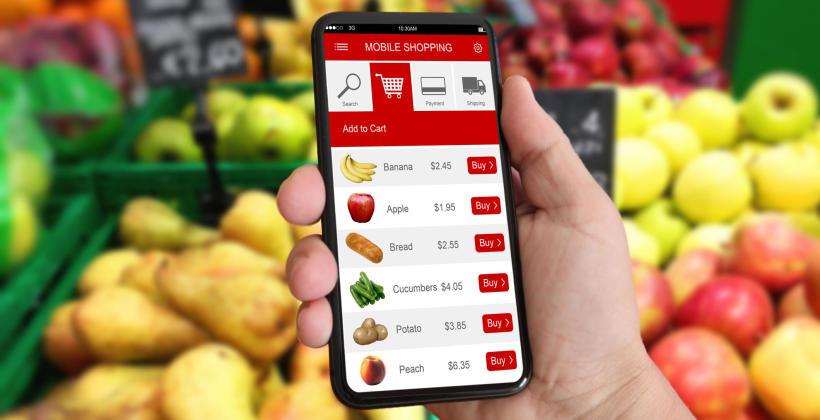 Czy warto robić zakupy spożywcze online?