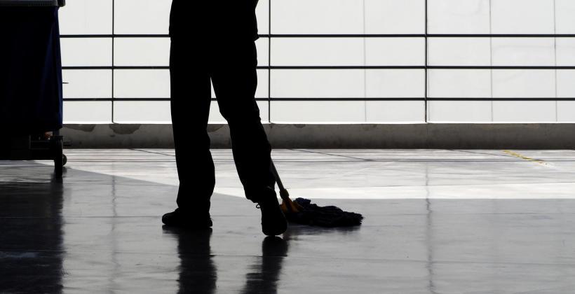 Sposób na sprzątanie powierzchni przemysłowych