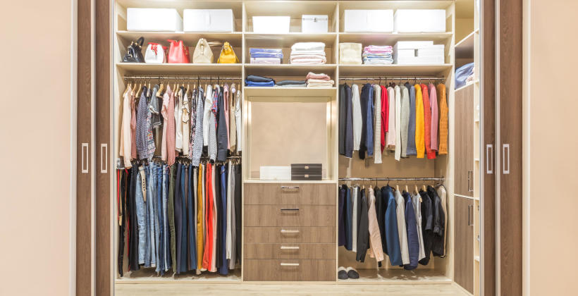 Jak urządzić garderobę?