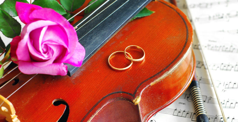 Jak wybrać oprawę muzyczną na ślub?