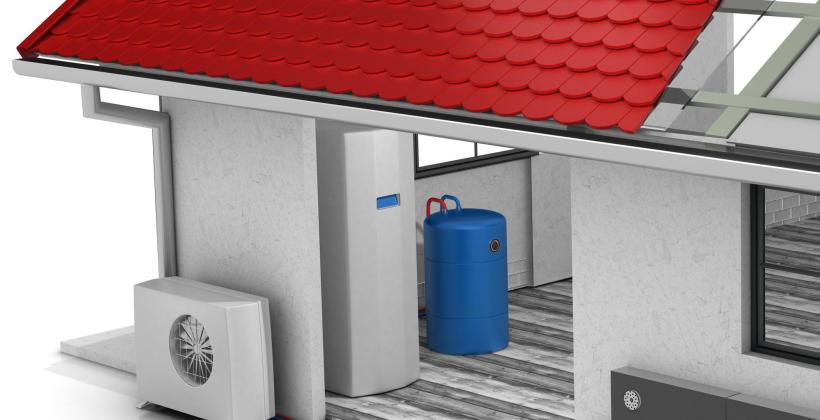 Wybierz pompę ciepła przy budowie domu