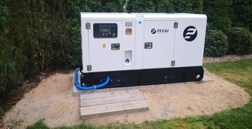 Wydłużona żywotność agregatu prądotwórczego – serwis i konserwacja