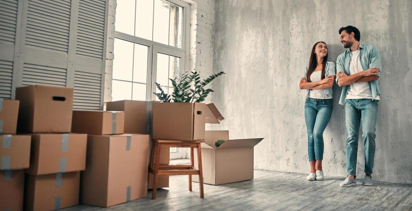 Jak zorganizować przeprowadzkę do nowego domu?