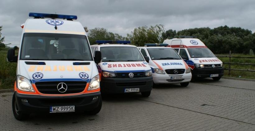 Specjalistyczny transport medyczny