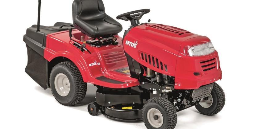 Jak wybrać traktorek ogrodowy?