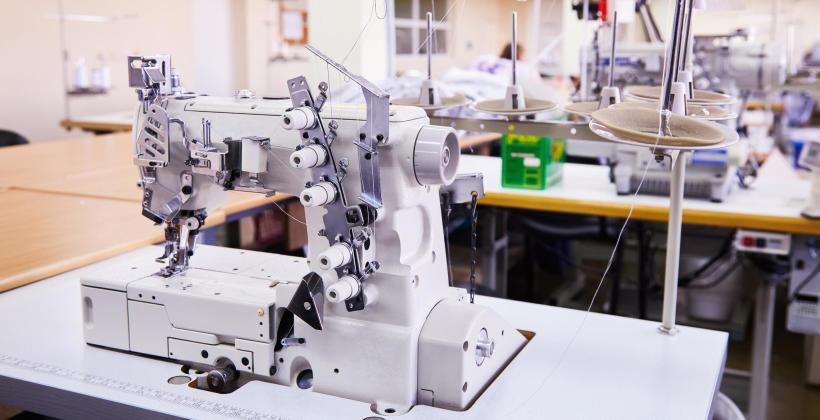 Rodzaje maszyn w przemyśle krawieckim