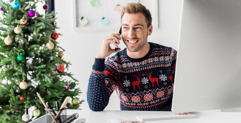 Jak ocieplić wizerunek firmy na Boże Narodzenie?