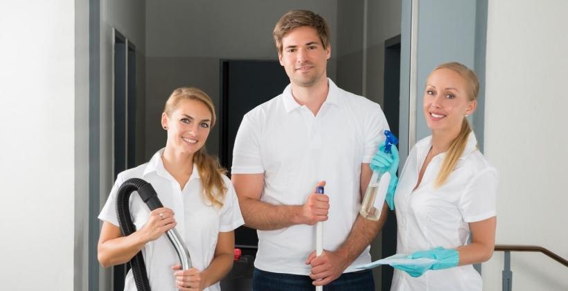 Dlaczego warto zlecić sprzątanie biura specjalistycznej firmie