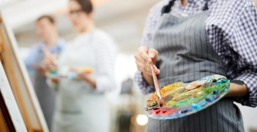 Warsztaty artystyczne dla pasjonatów