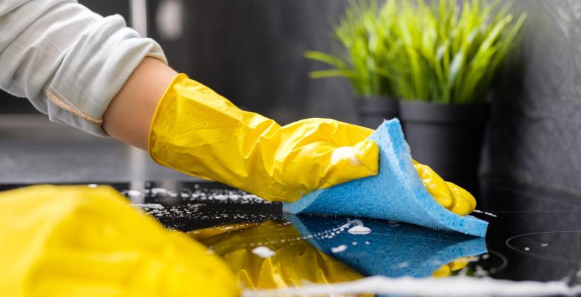 Jak posprzątać dom na święta?
