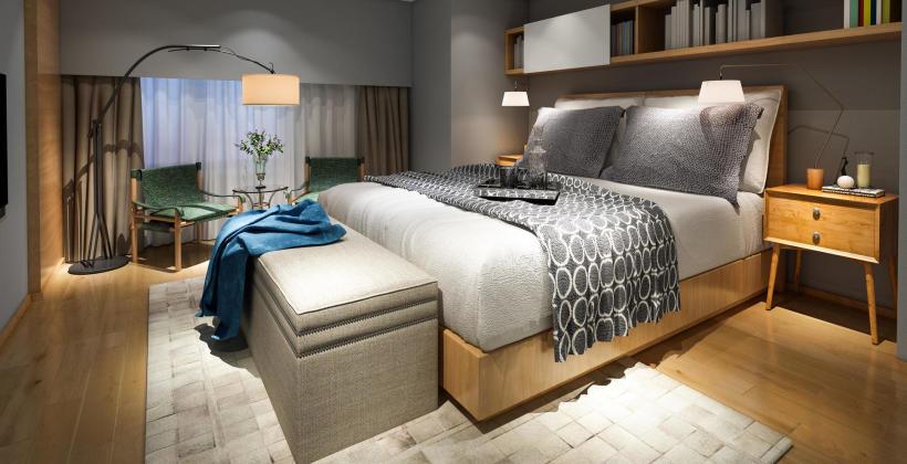 Jakie łóżko wybrać do sypialni?