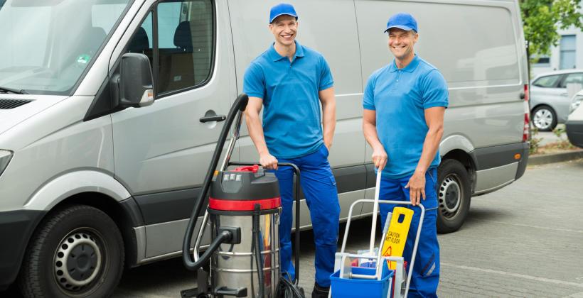 Jak szybko i efektownie posprzątać dom po remoncie?