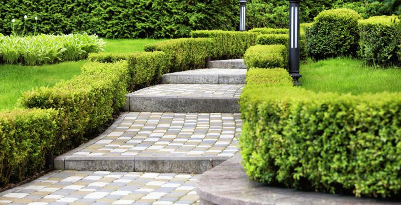 Czym wyłożyć chodnik w ogrodzie? Kostka granitowa, brukowa