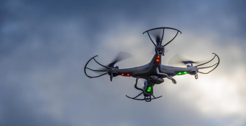 Charakterystyka profesjonalnych dronów