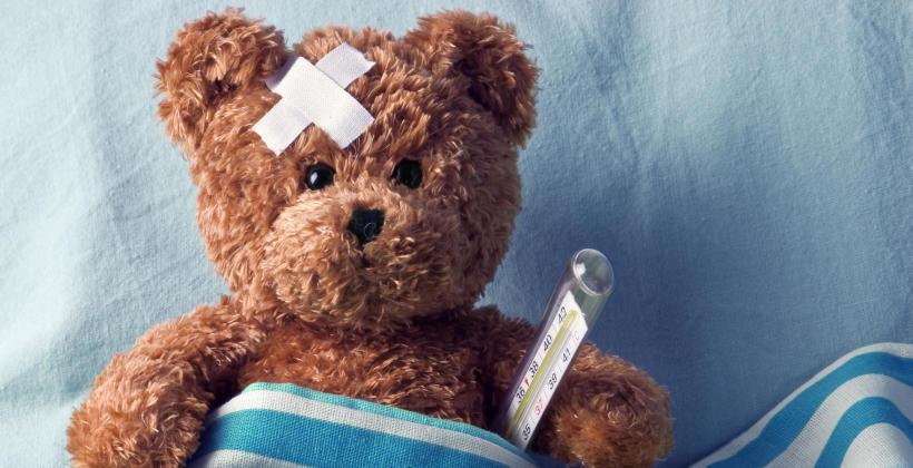 Najczęstsze choroby dziecięce