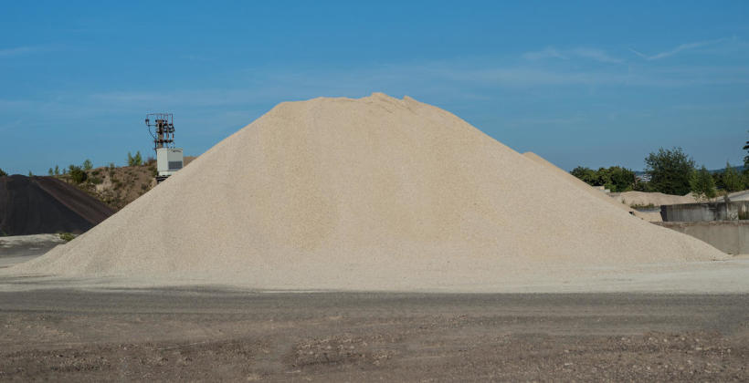 Zastosowanie piasku kopalnianego