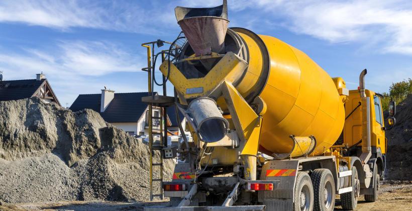 Logistyka transportu betonu towarowego