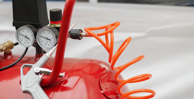 Metody zastosowania sprężarek śrubowych