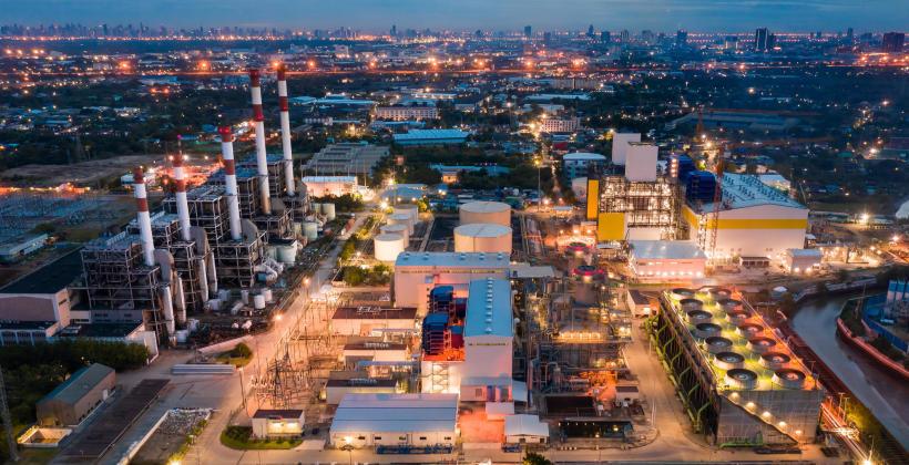 Dostosowanie przemysłowych instalacji gazowych do norm energetycznych