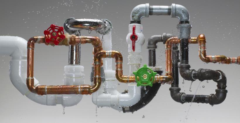 Realizacja przyłącza wodociągowego