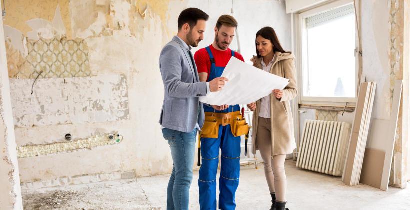 Jak wykonać remont kapitalny mieszkania?