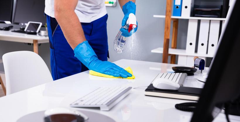 Zasady higieny w firmie  – jak się ochronić przed koronawirusem?