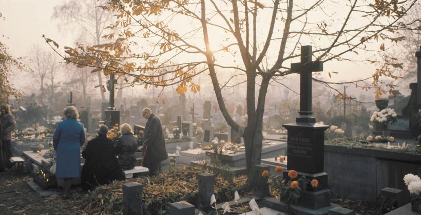 Zasady dobrego zachowania w obliczu pogrzebu