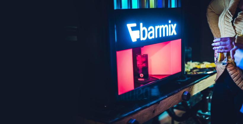Barmix - automatyczny barman na Twojej imprezie