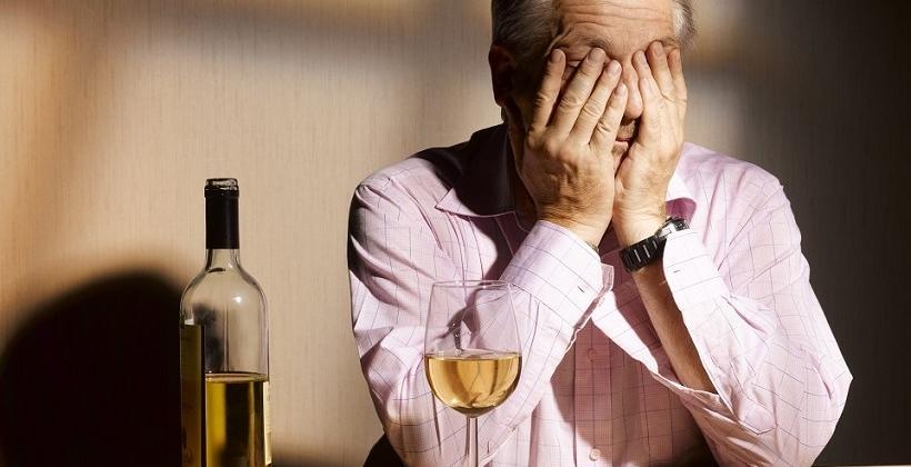 Rozwój choroby alkoholowej krok po kroku