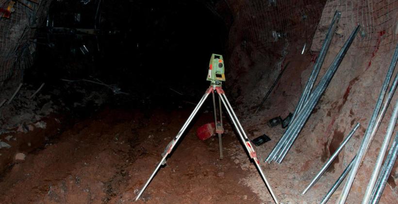 Zastosowanie geodezji w górnictwie