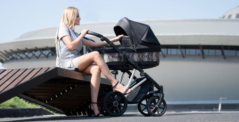 Wózki idealne dla dziewczynek. Polecane marki i modele