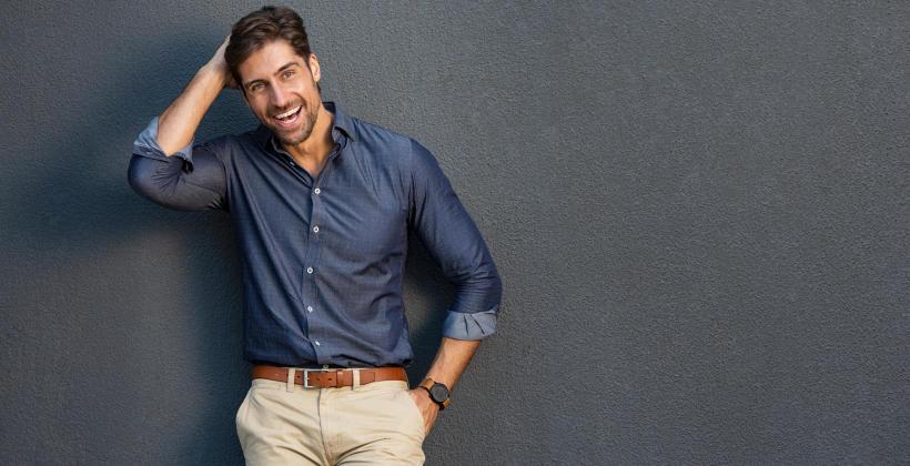 Jak dobrać krój ubrania do typu sylwetki u mężczyzn?
