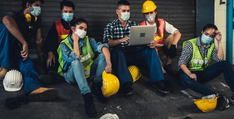 Pracodawcy i pracownicy w dobie pandemii