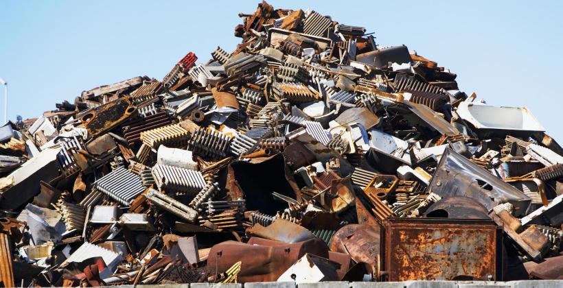 Złom – śmieci, czy możliwość zarobku?