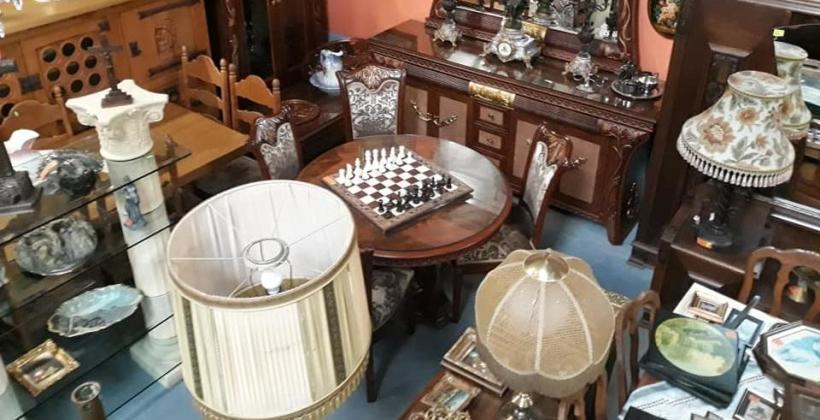 Stare meble w nowym domu, czyli powrót stylu vintage