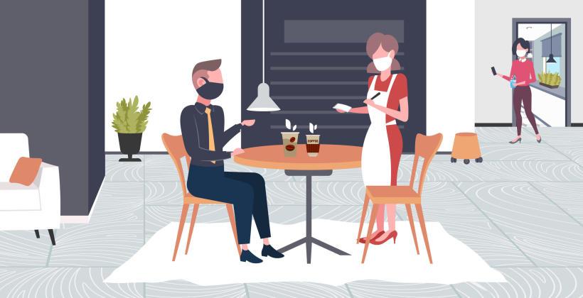 7 pytań i odpowiedzi. Jak będzie wyglądała wizyta w restauracji?