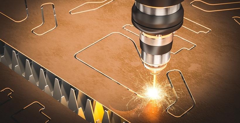 Jak przebiega proces wykrawania laserowego?