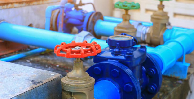 Zawór bezpieczeństwa, czyli ochrona  instalacji przed wzrostem ciśnienia