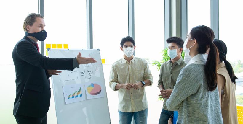 Konferencje, szkolenia. Jak wygląda organizacja wydarzeń biznesowych?