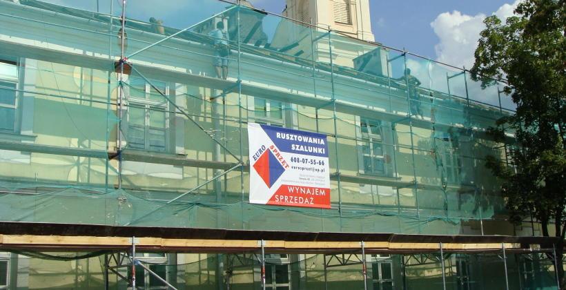 Budowa, zastosowanie i opłacalność rusztowań ramowych