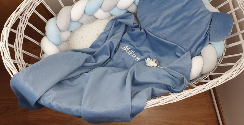Kiedy dla niemowlaka przyda się kocyk?