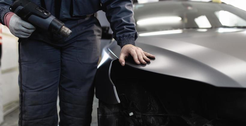 Car wrapping, czyli zmiana koloru auta folią
