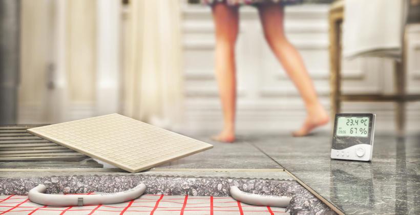 Czy warto zdecydować się na montaż ogrzewania podłogowego?