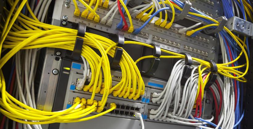 Instalacja i konfiguracja sieci informatycznej LAN
