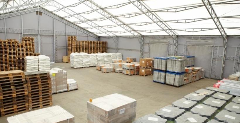 Usługi magazynowe świadczone przez firmy logistyczno-transportowe
