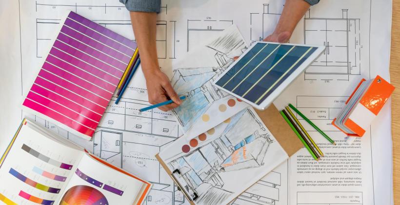 Projektowanie wnętrz mieszkań oraz domów – krok po kroku