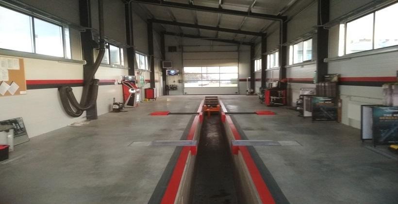 Stacja kontroli pojazdów krok po kroku