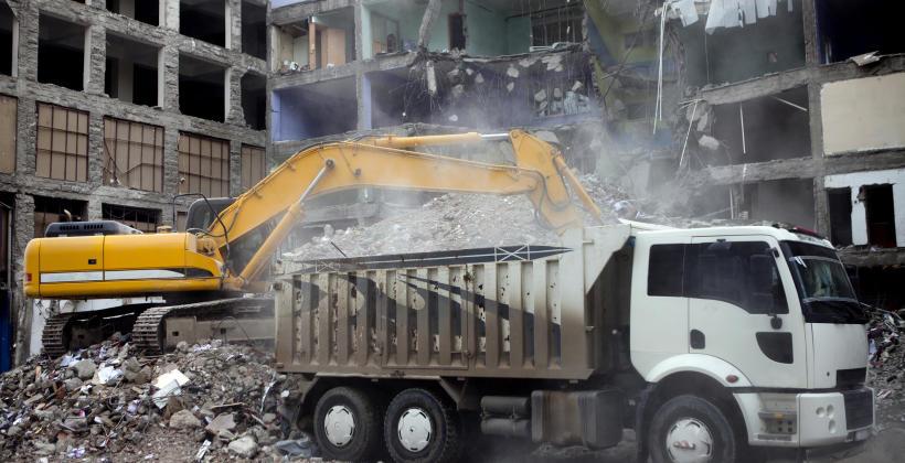 Jak się przygotować do rozbiórki budynku?