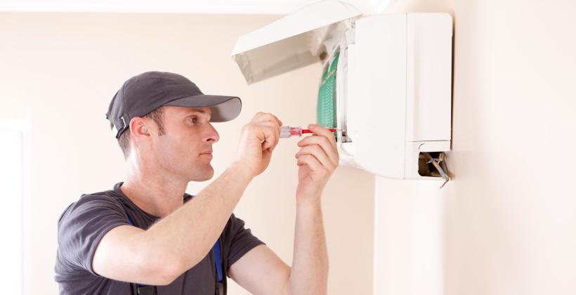 Konserwacja klimatyzacji - serwis, przeglądy oraz czyszczenie