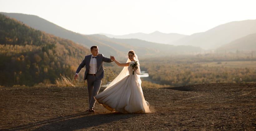 Najlepsze pomysły na sesję ślubną plenerową